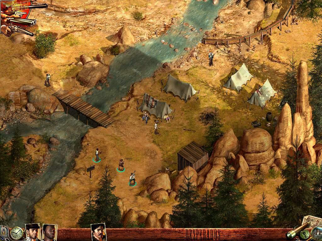 Runesoft Desperados Wanted Dead Or Alive